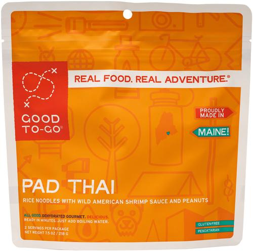 Good To-Go - Good To-Go is another great option for backpacking meals. They specialize in some pretty tasty flavors and I've never heard anyone complain about the flavor. If you're looking for something unique, you might try Good To-Go