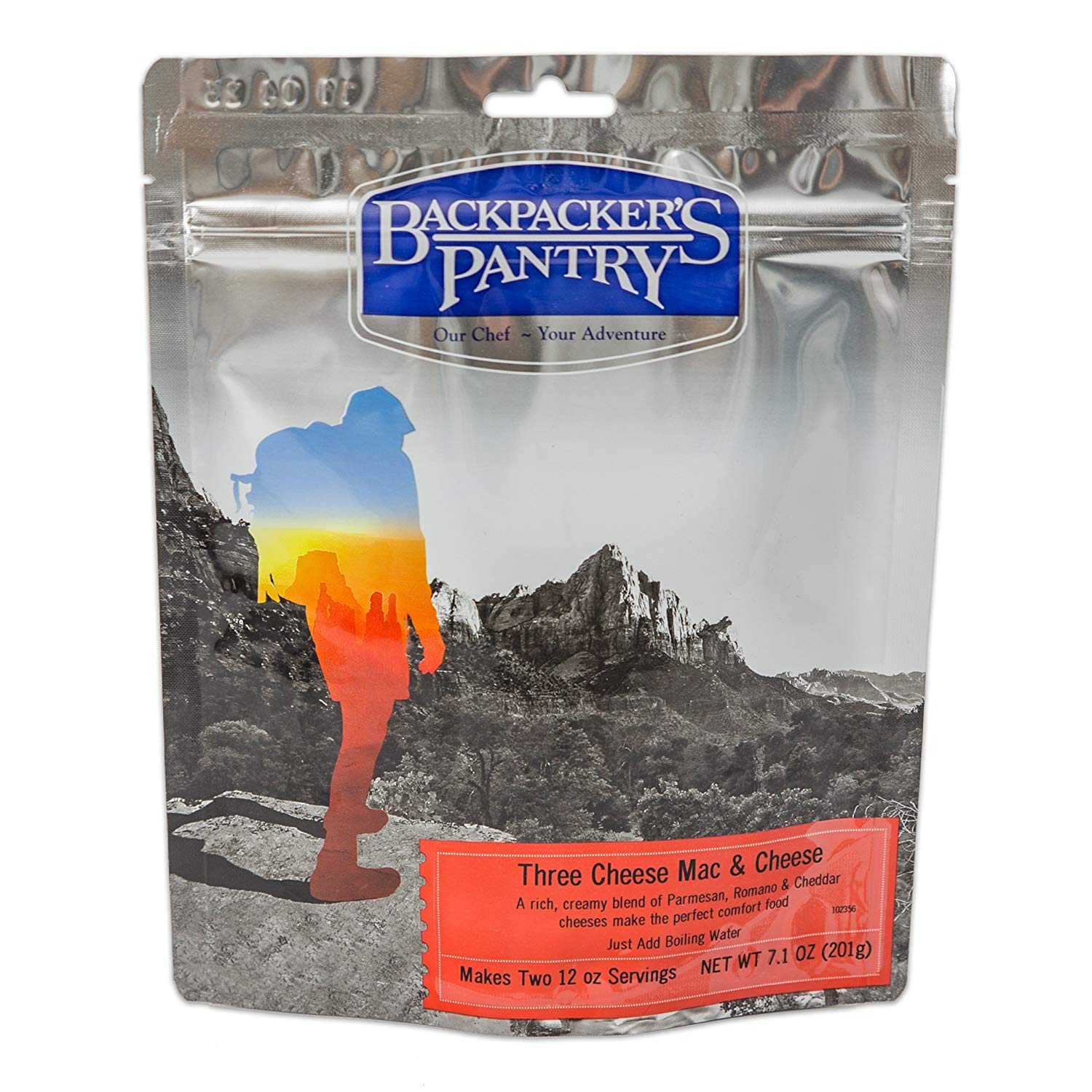 Backpackers Pantry - I'm not sure how much Backpackers Pantry I ate while hiking the PCT, but let me tell you...it was a lot and I never got tired of it. I'd save the Mac and Cheese option for when I had a long day and needed comfort food. Life always felt better after that meal.