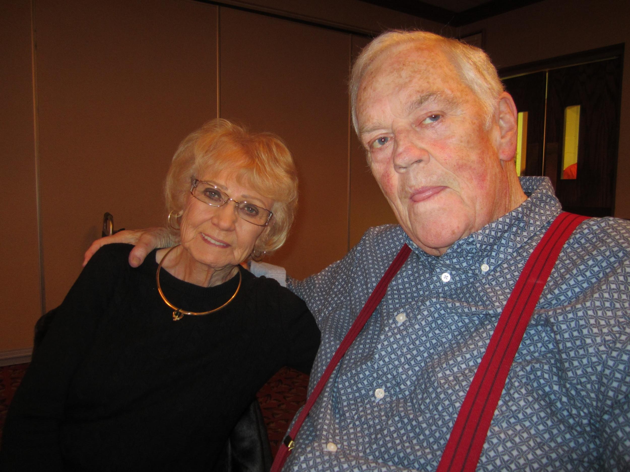 Catherine Rees & Jim Butler