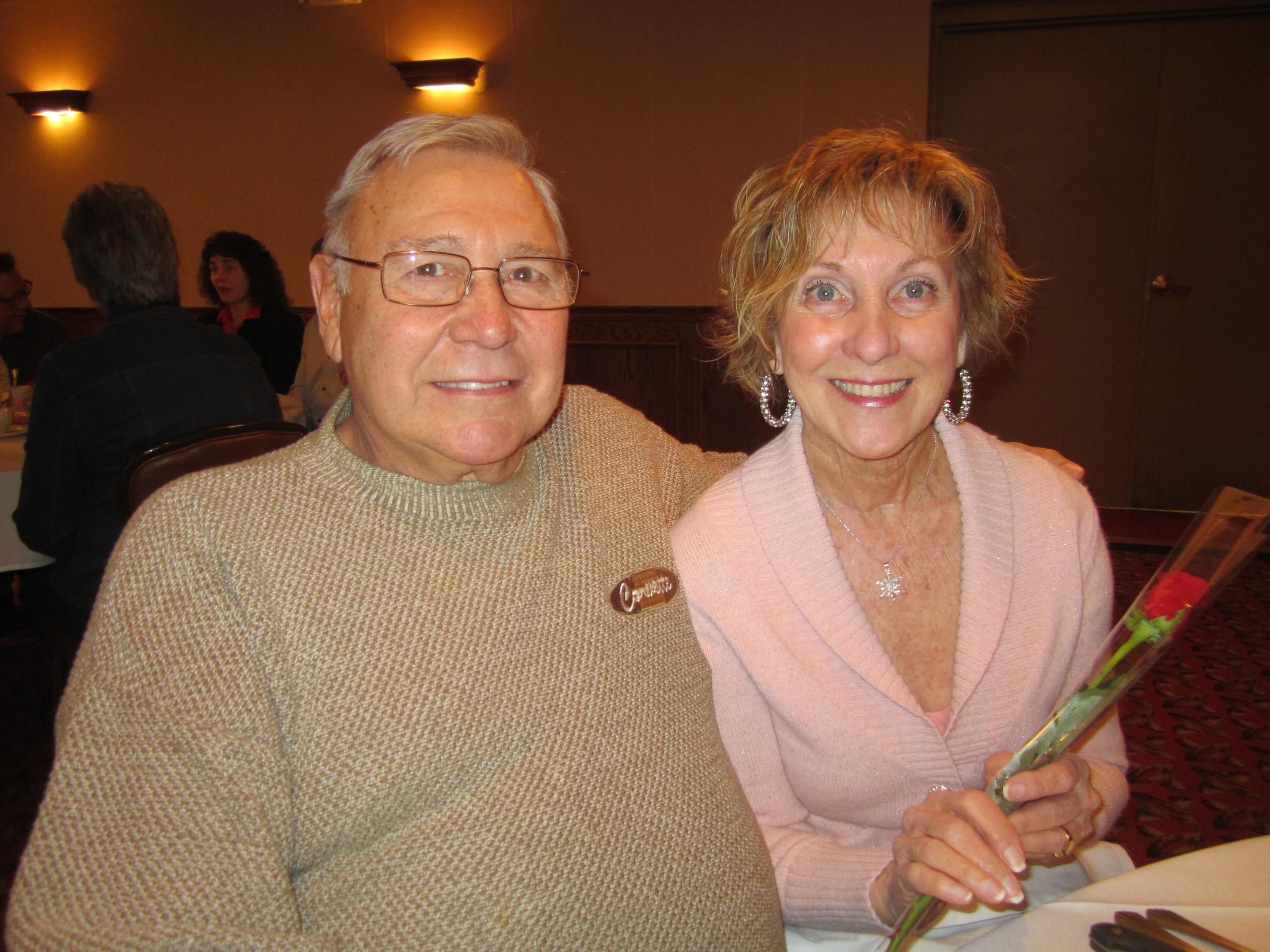 Jim & Gloria Gehrig