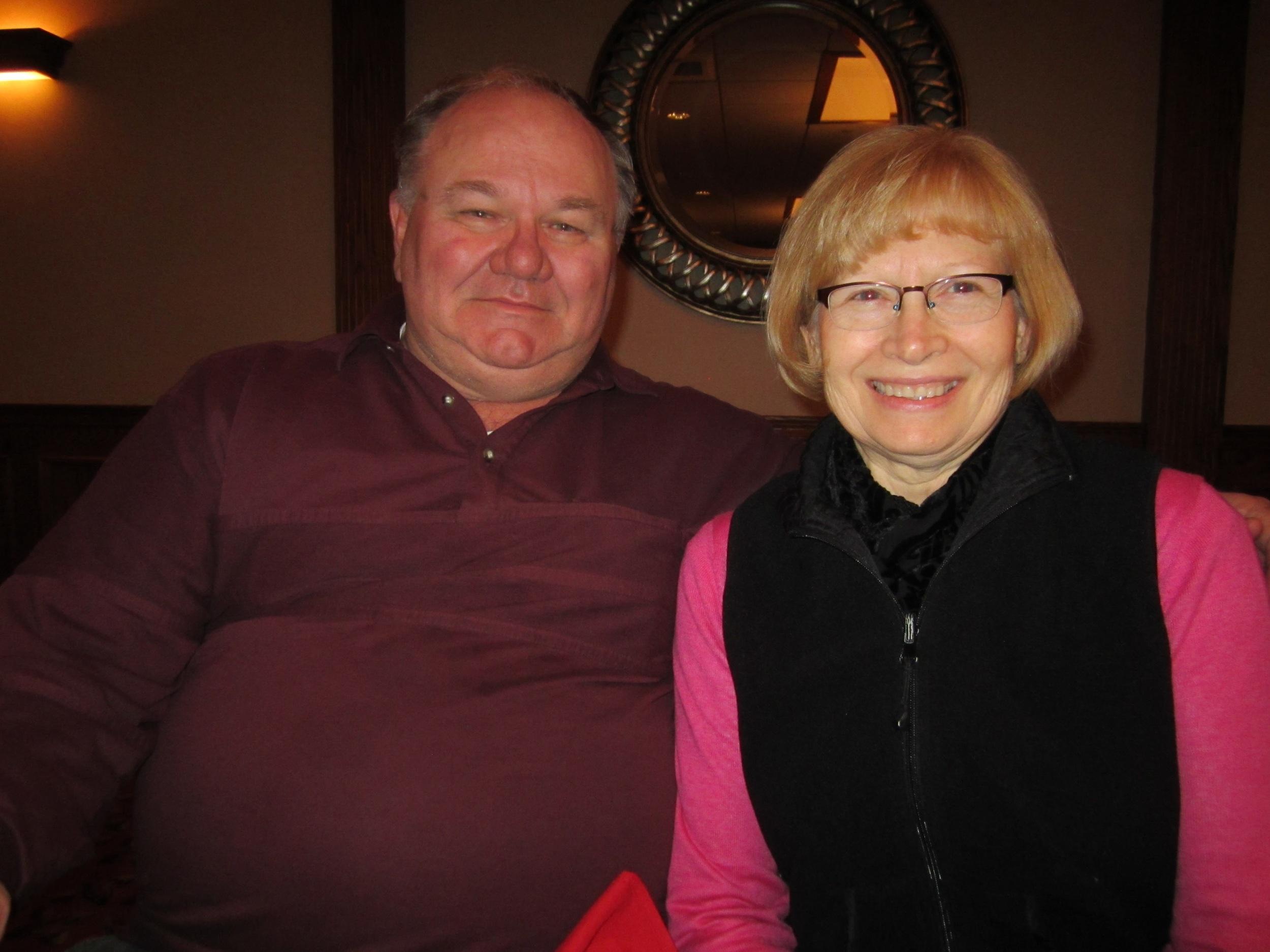 Ron & Susan (Vonk) Hohenbery