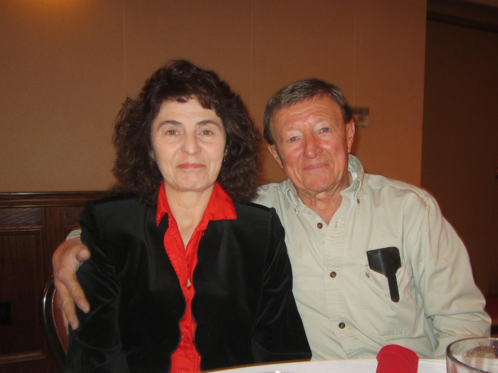 Jody Lawrence & Larry Fauber