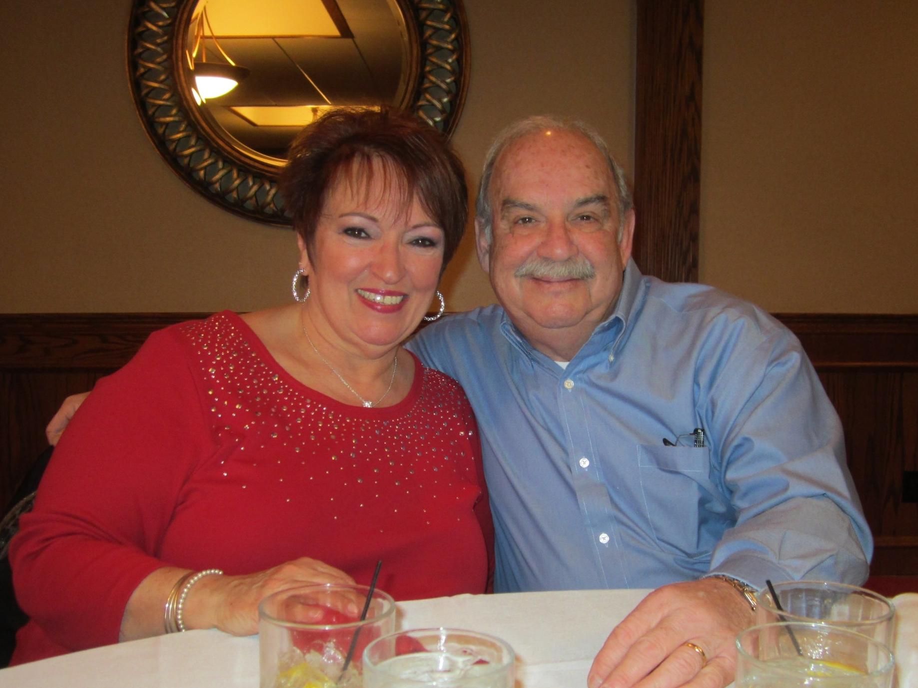 Linda & Jim Gilmore