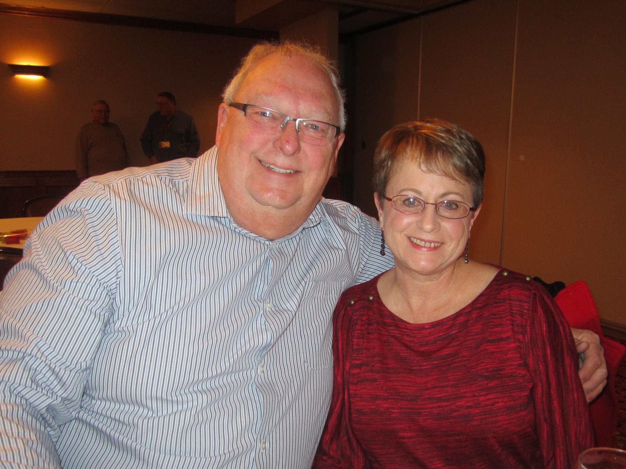 Buddy & Stephanie Turner