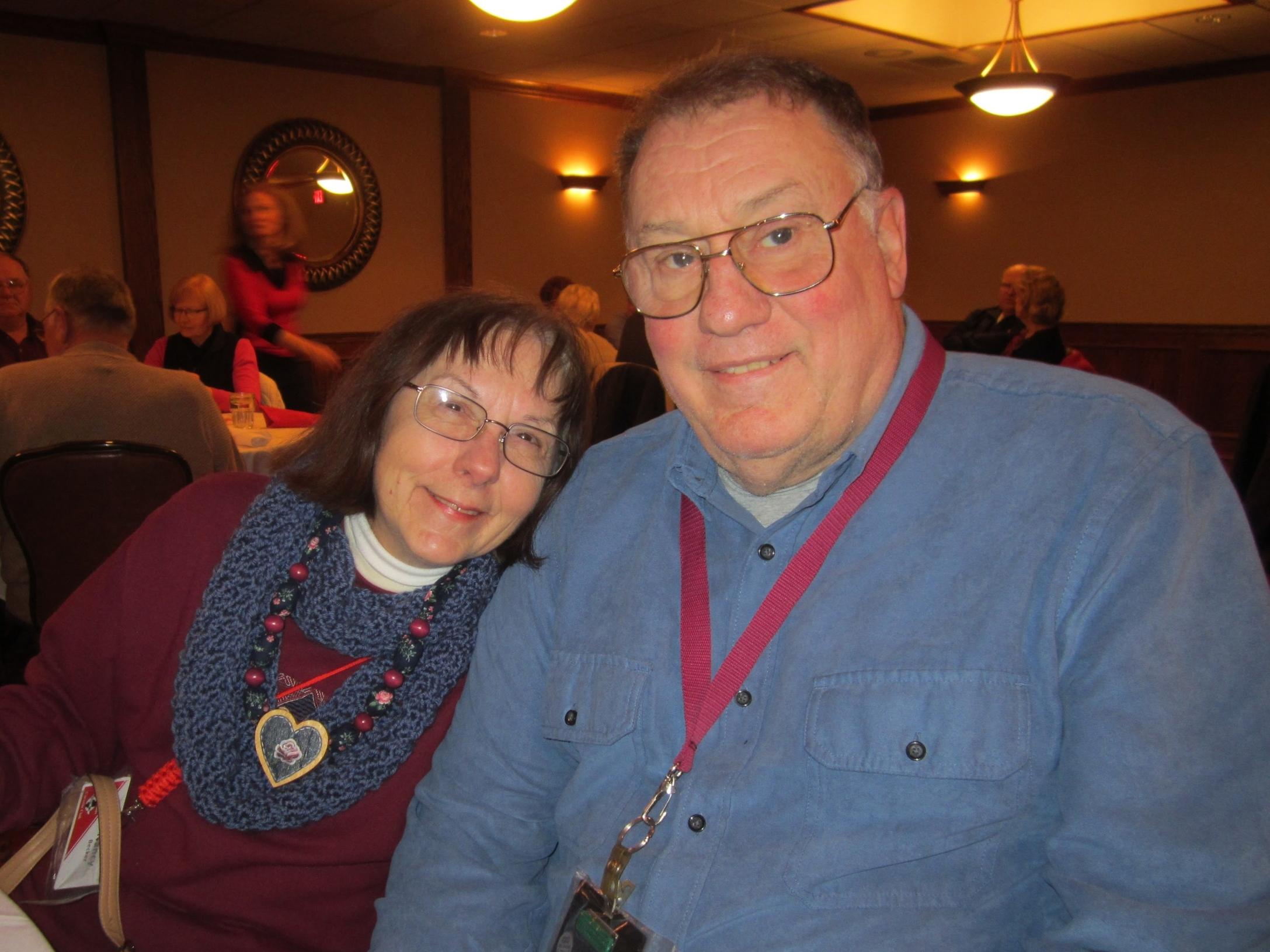 Nancy & Jim Becker