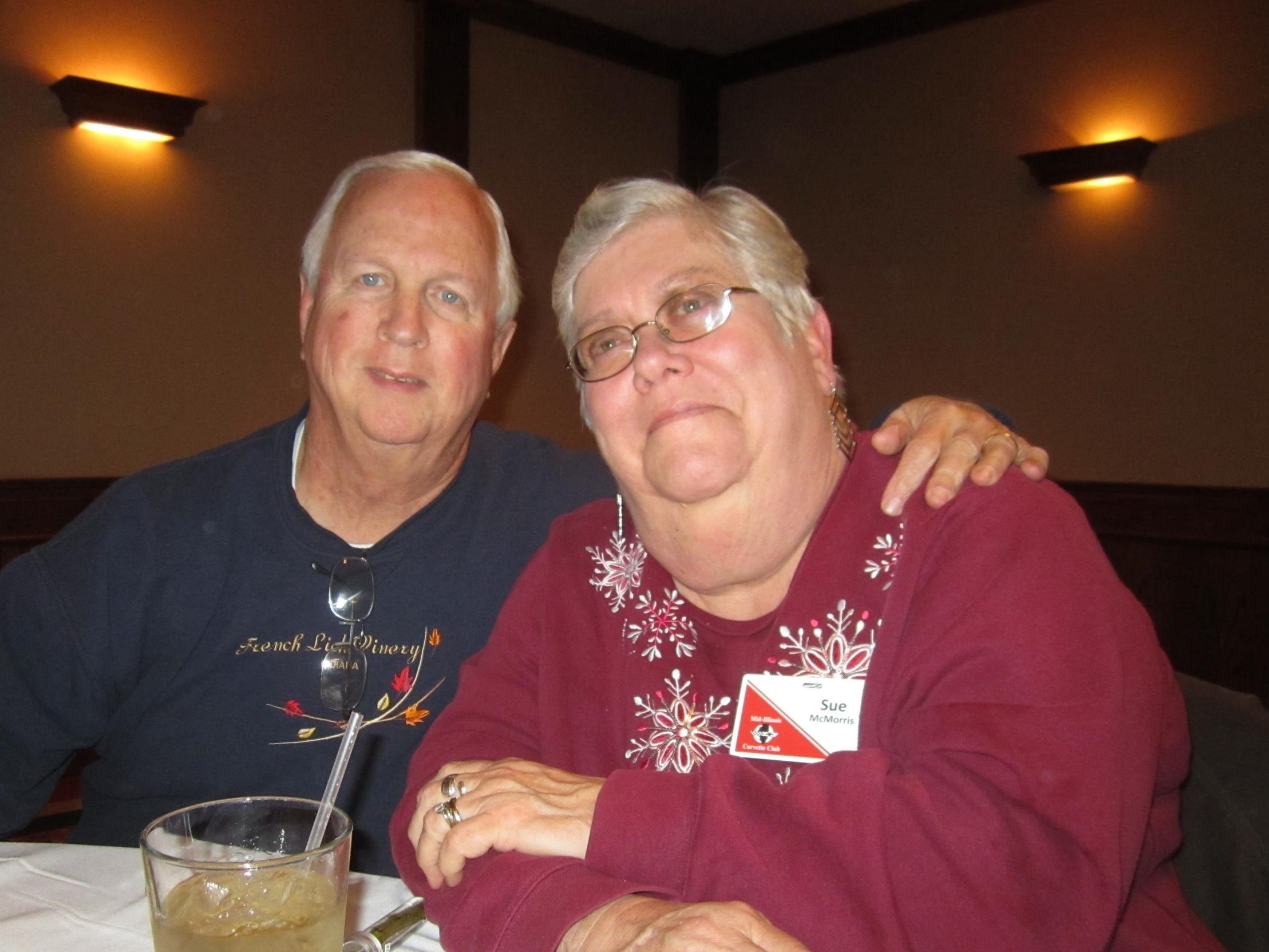 Rex & Sue McMorris