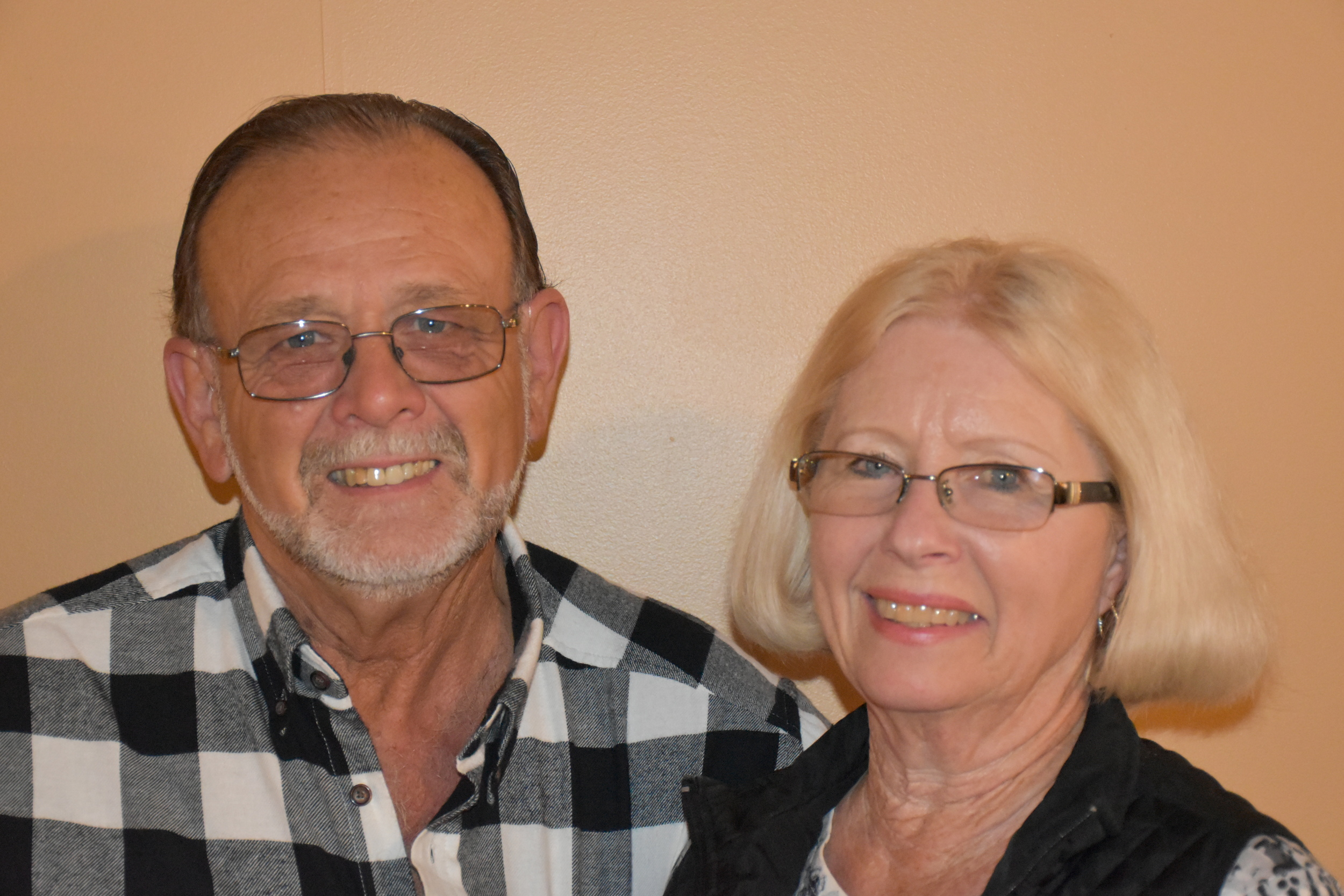 CJ & Carol Steffen