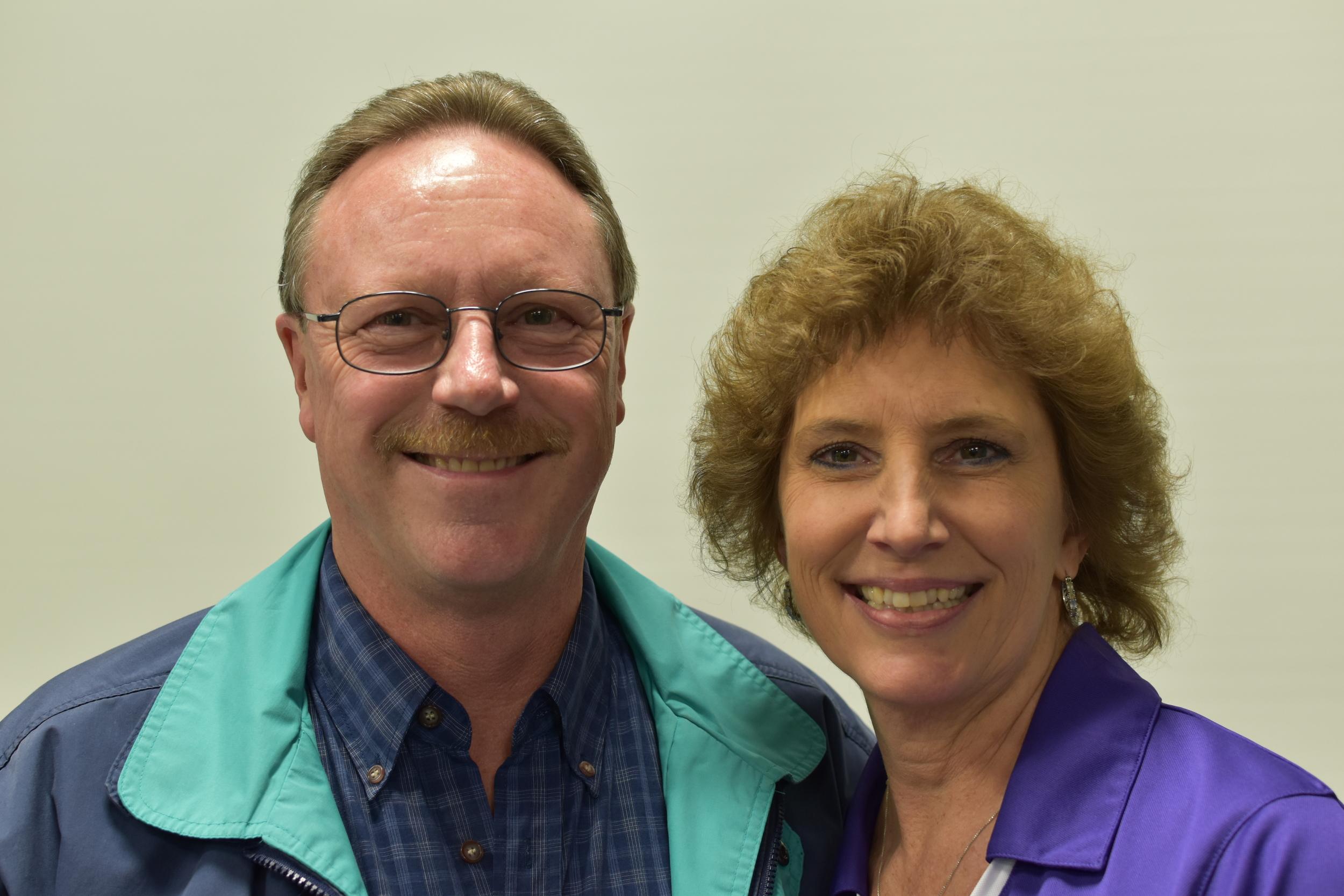 Roger & Elaine Kasky
