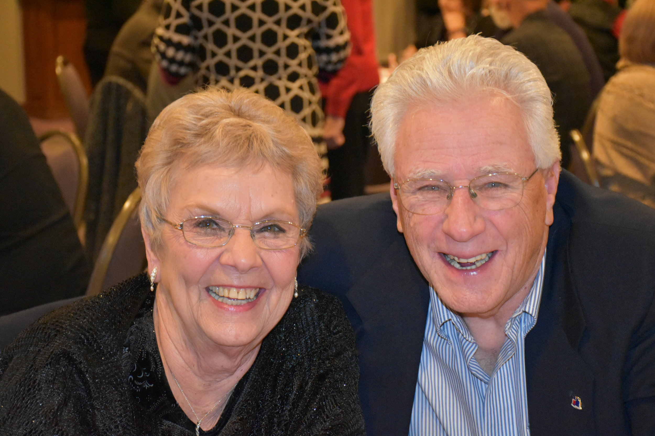 Dee & George Taylor