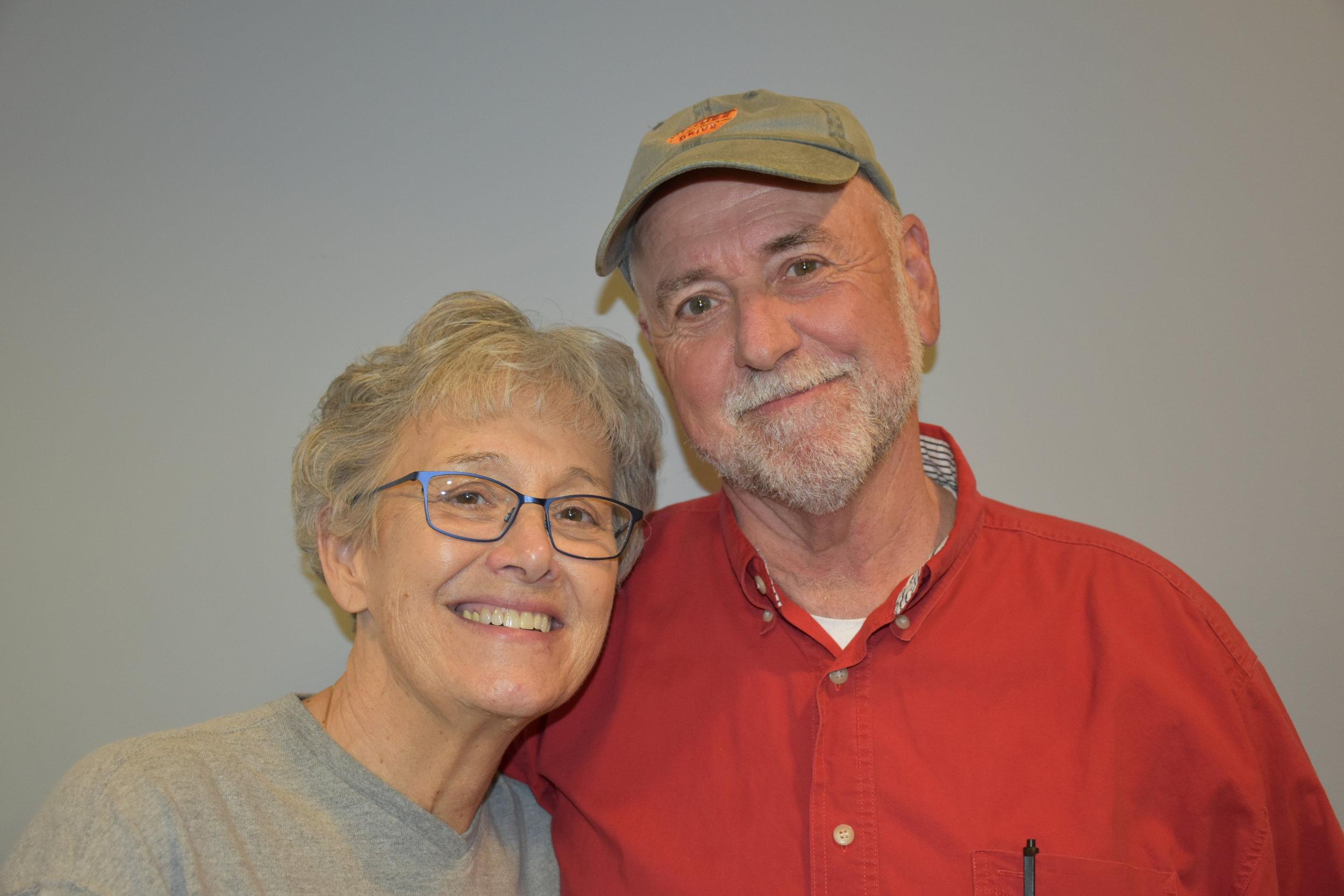 Connie & Michael Durham