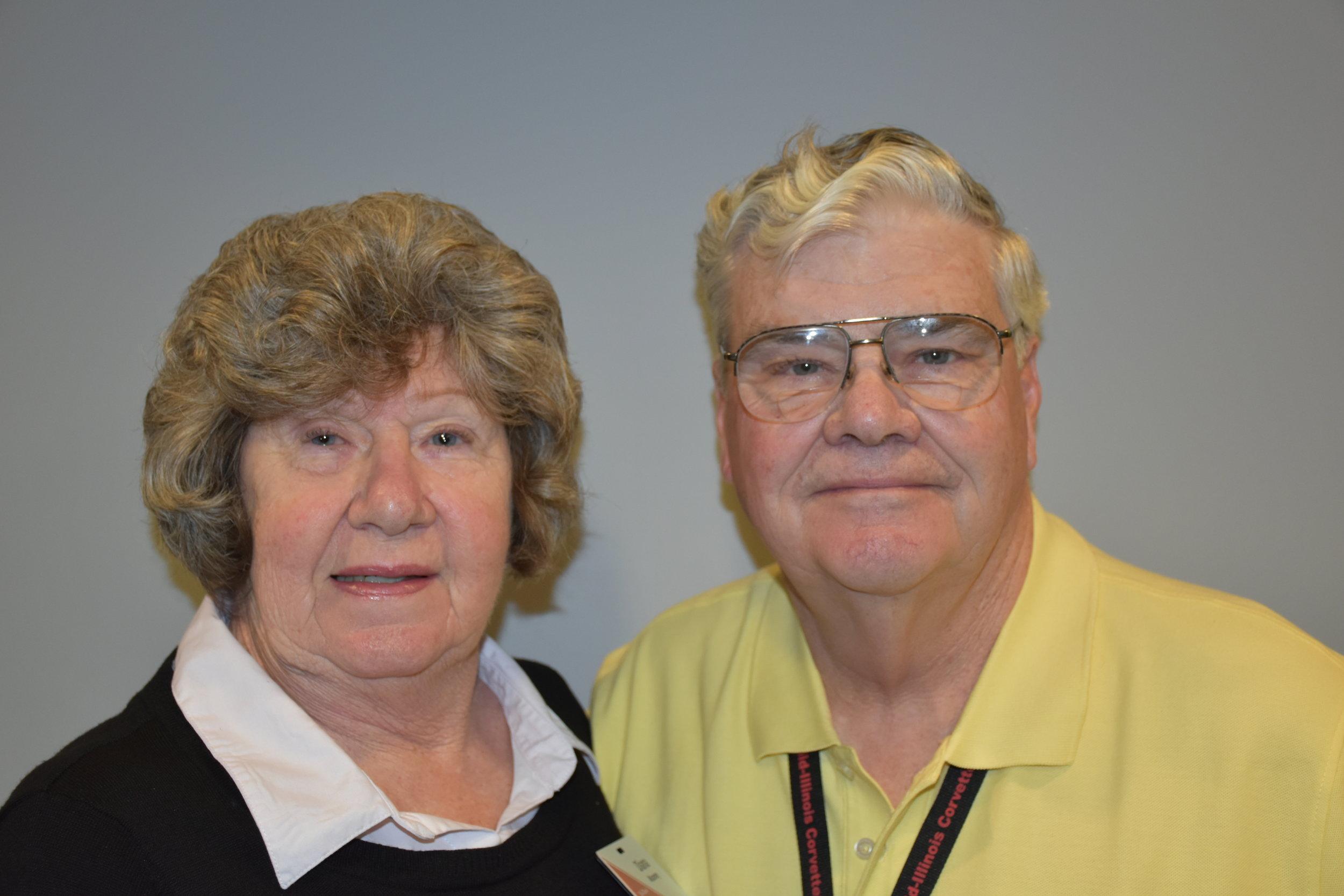 Diana & Larry Mooney
