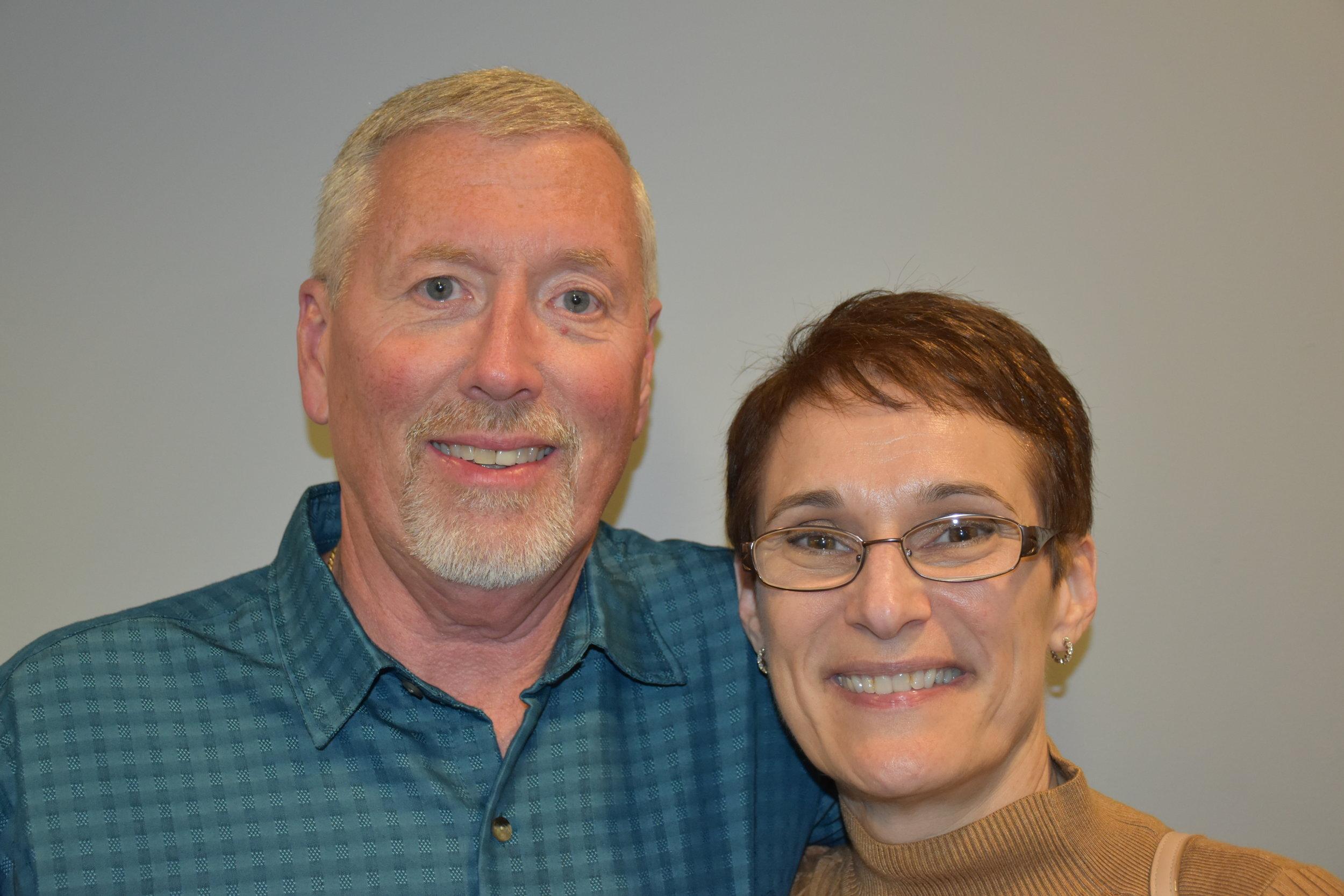 Julie & Mike Stevens
