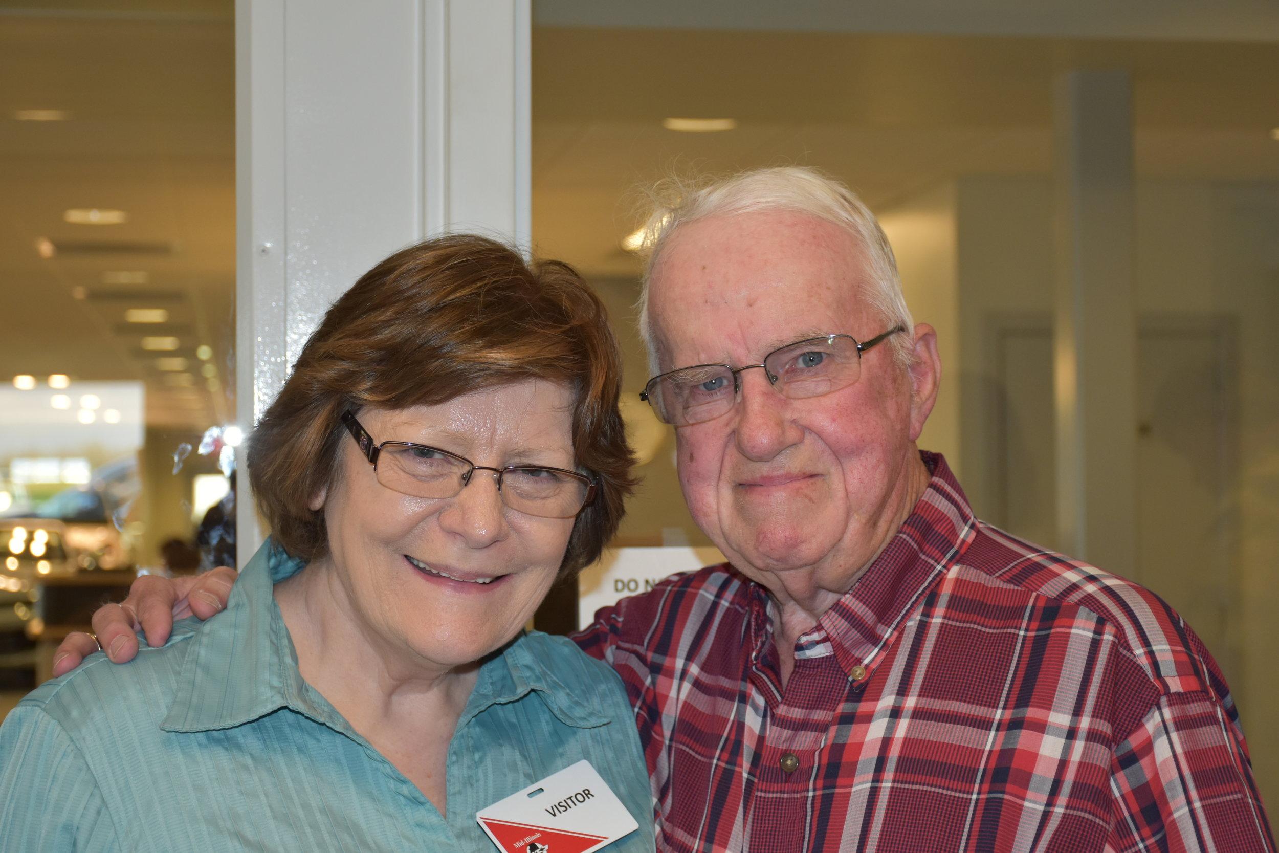 Barbara & Dale Bailliez