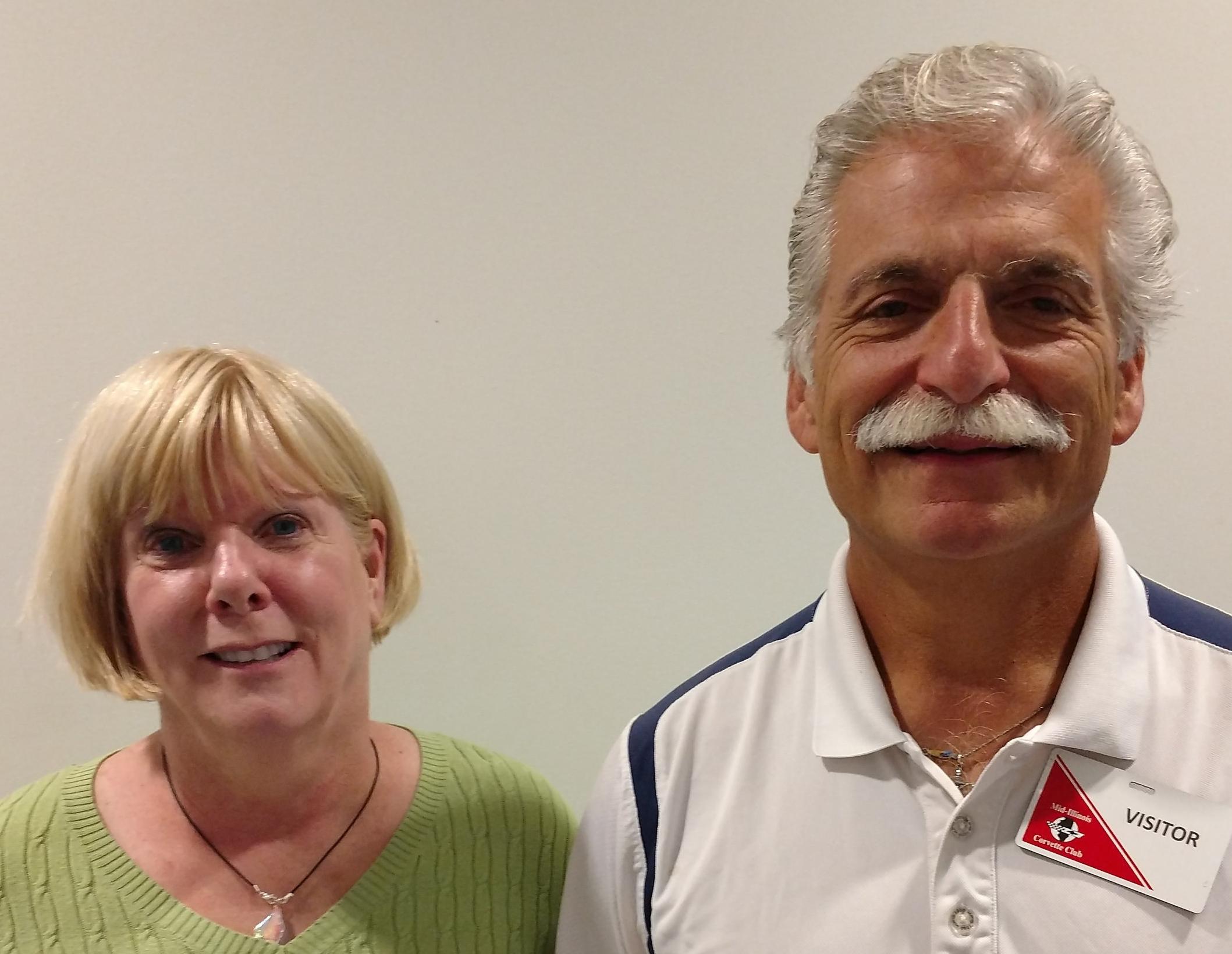 Ann & Mike Domico