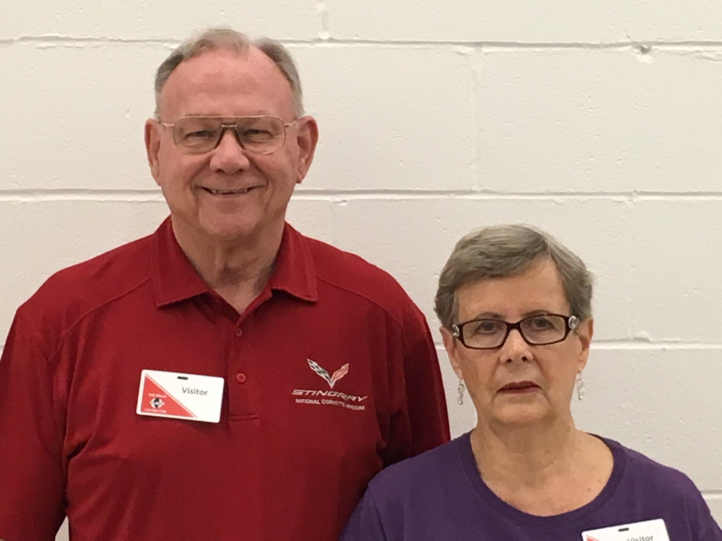Steve & Judy McWilliams
