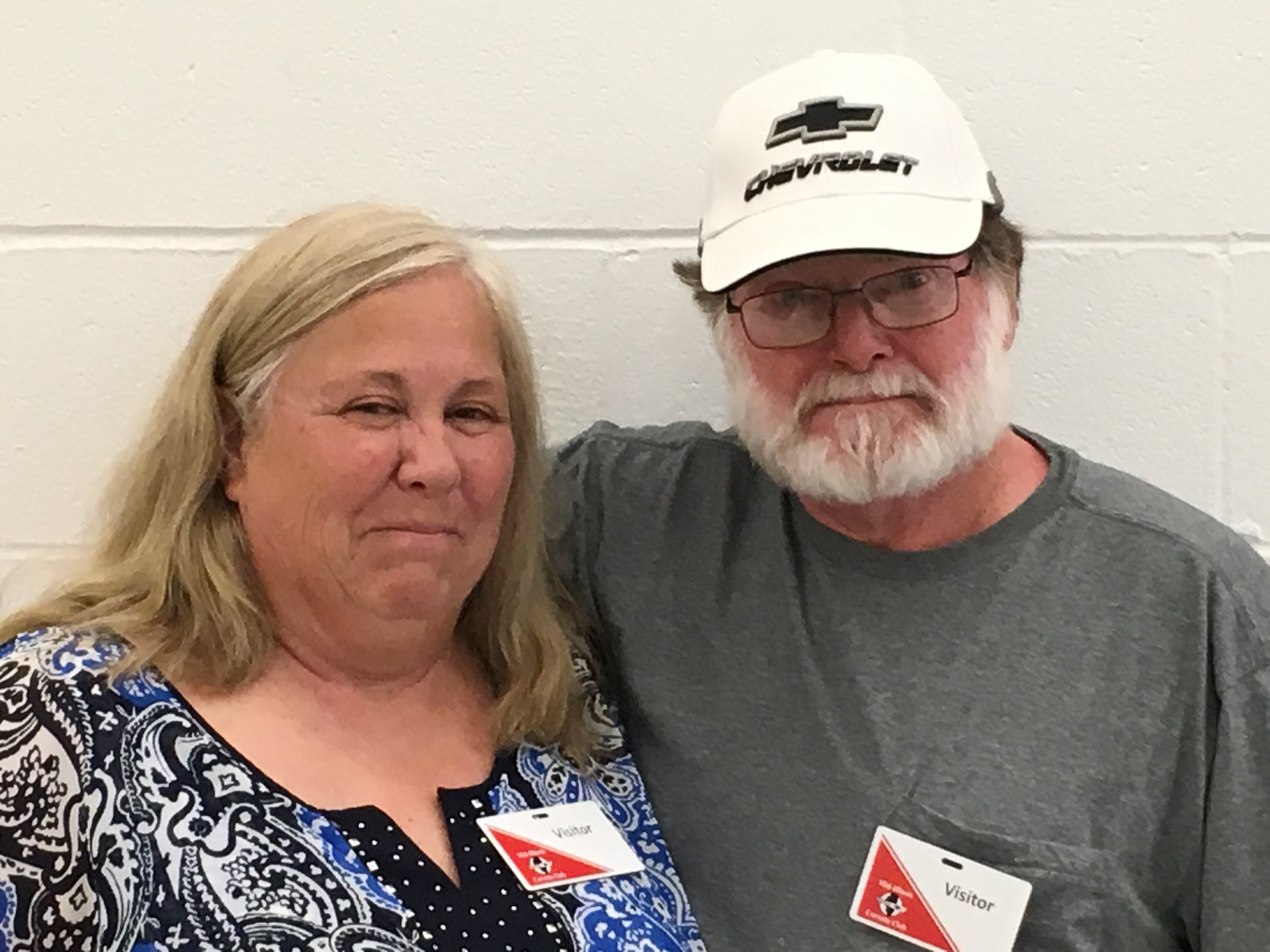 Jim & Lori Redmond
