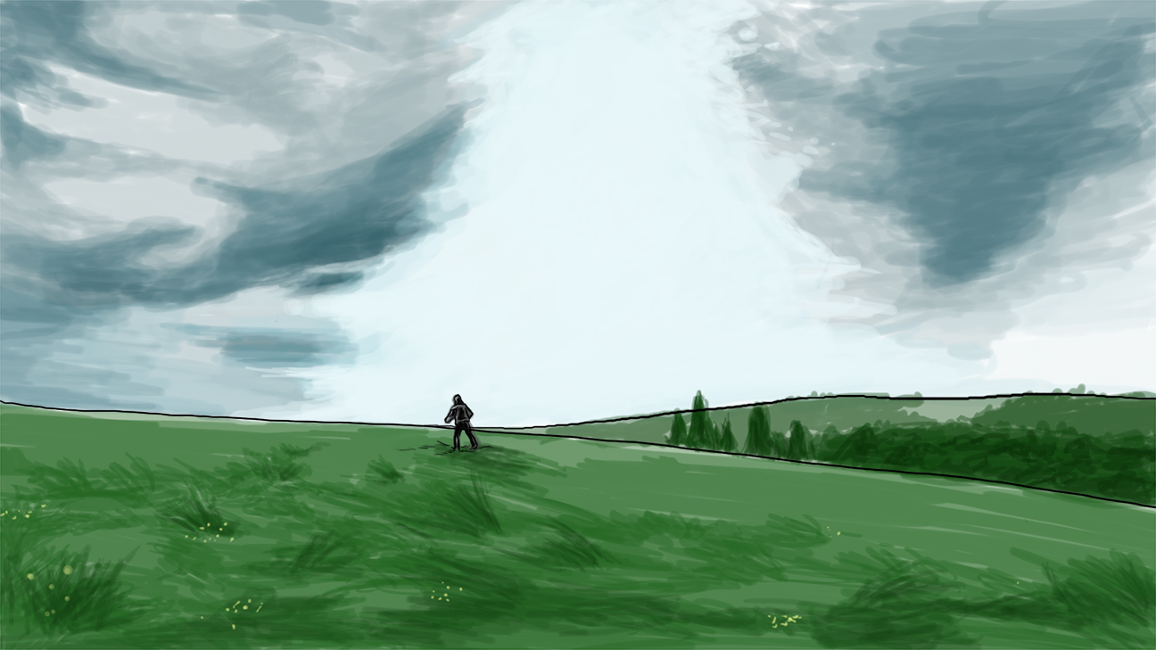 Vikings VR Panel 1