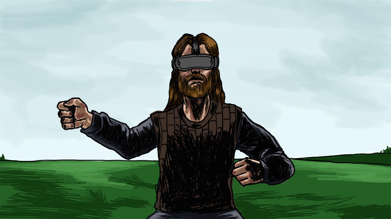 Vikings VR Panel 9