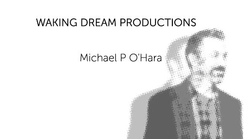 Waking Dream Business card