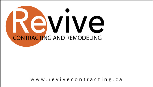 Revive Business Card