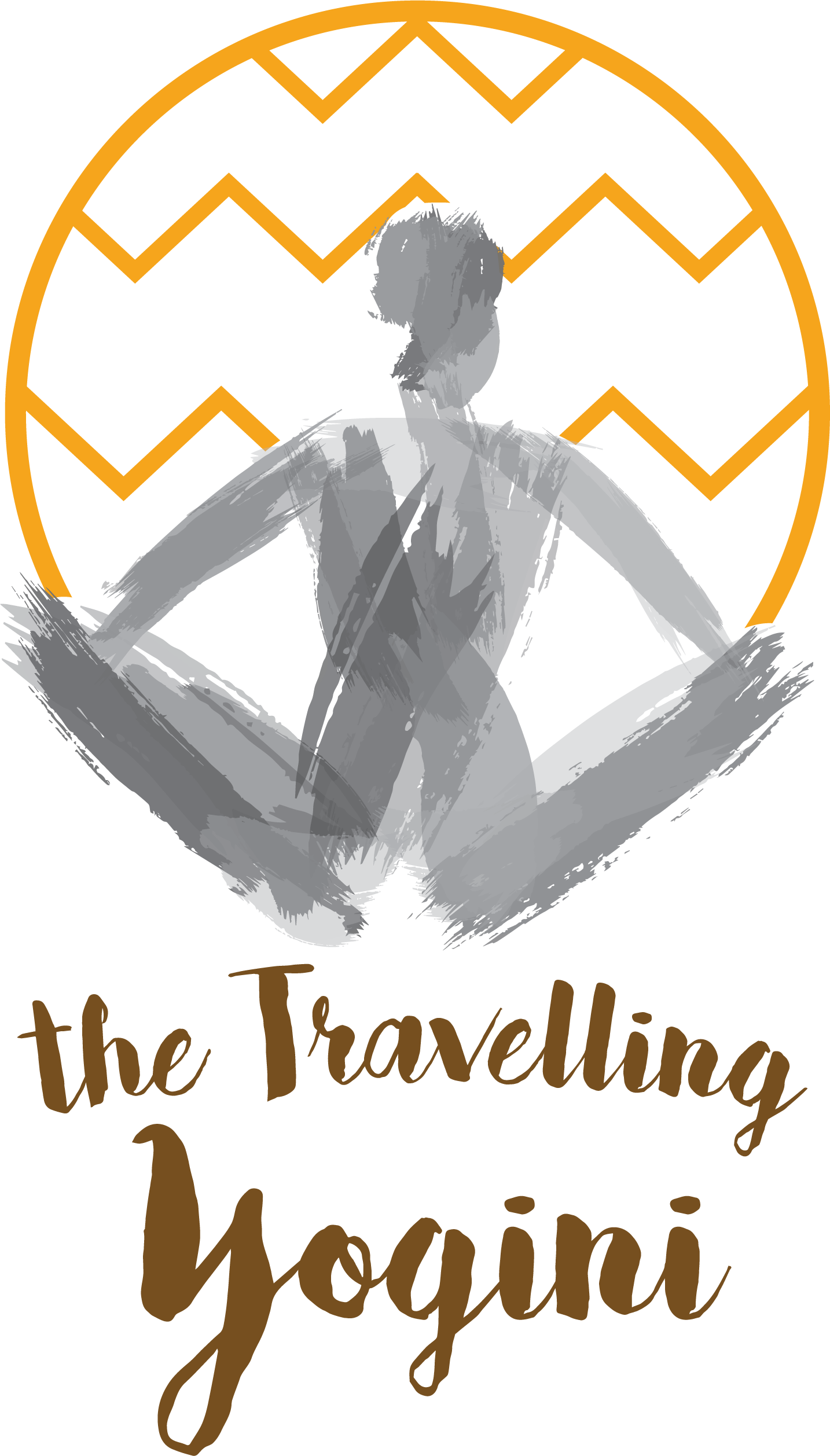 Travelling Yogini Logo