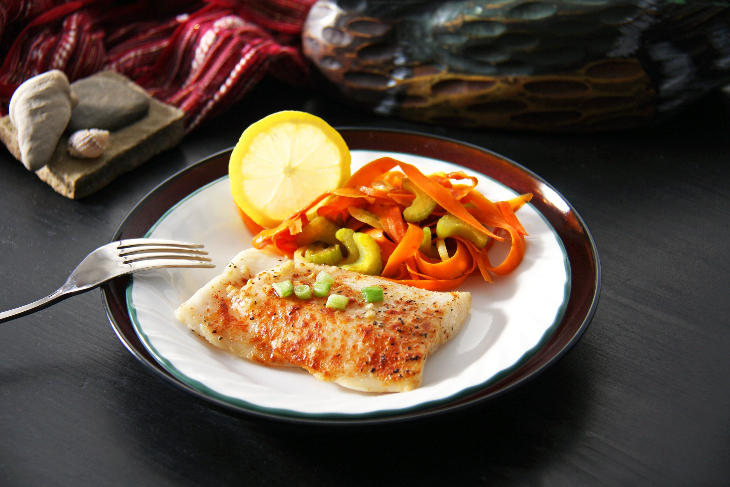 Seasoned Swai Fish Fillets