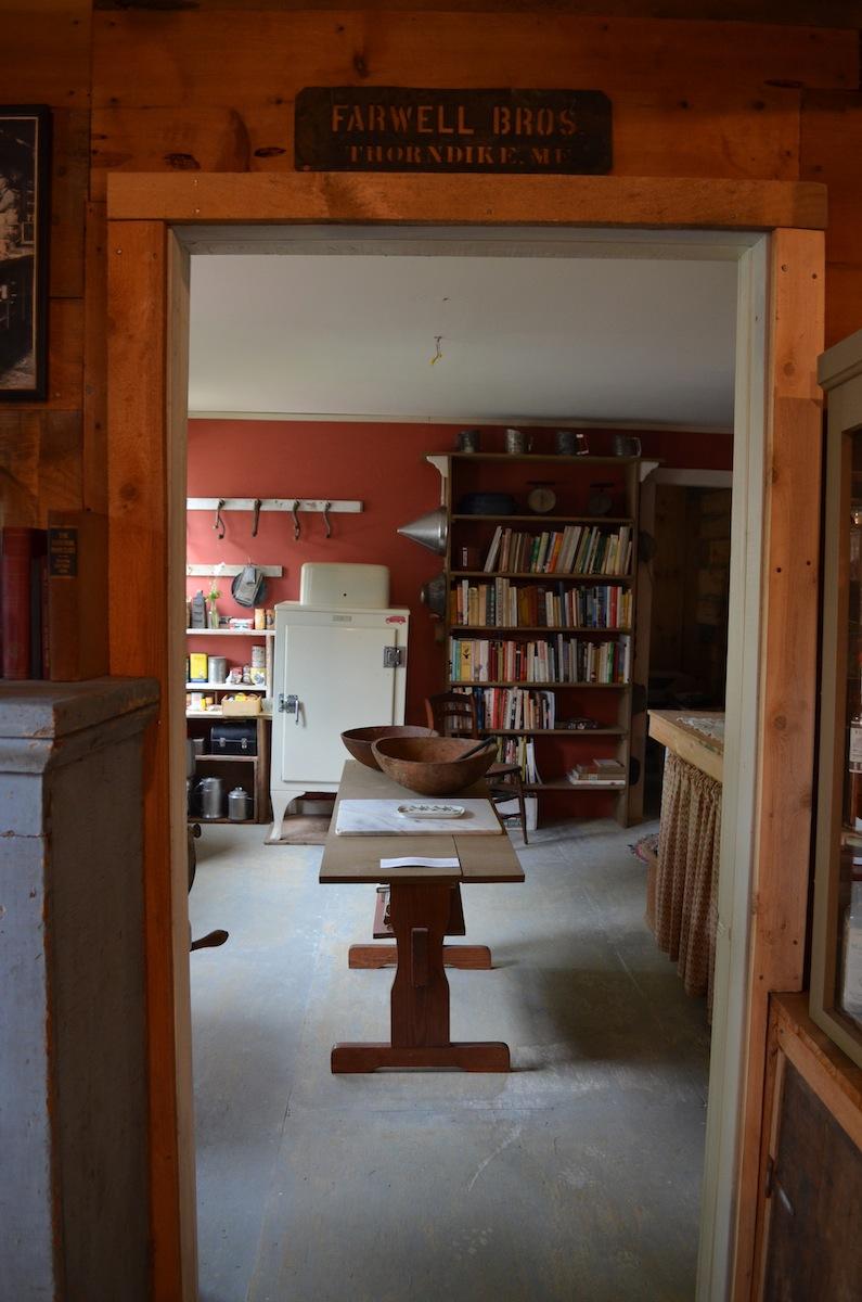 Restoration kitchen