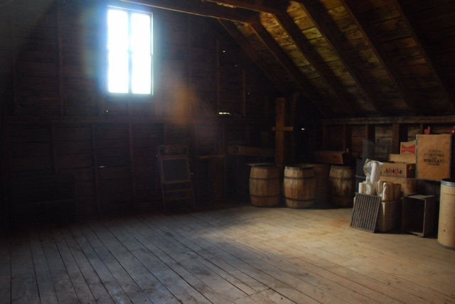The Attic and Performance Space