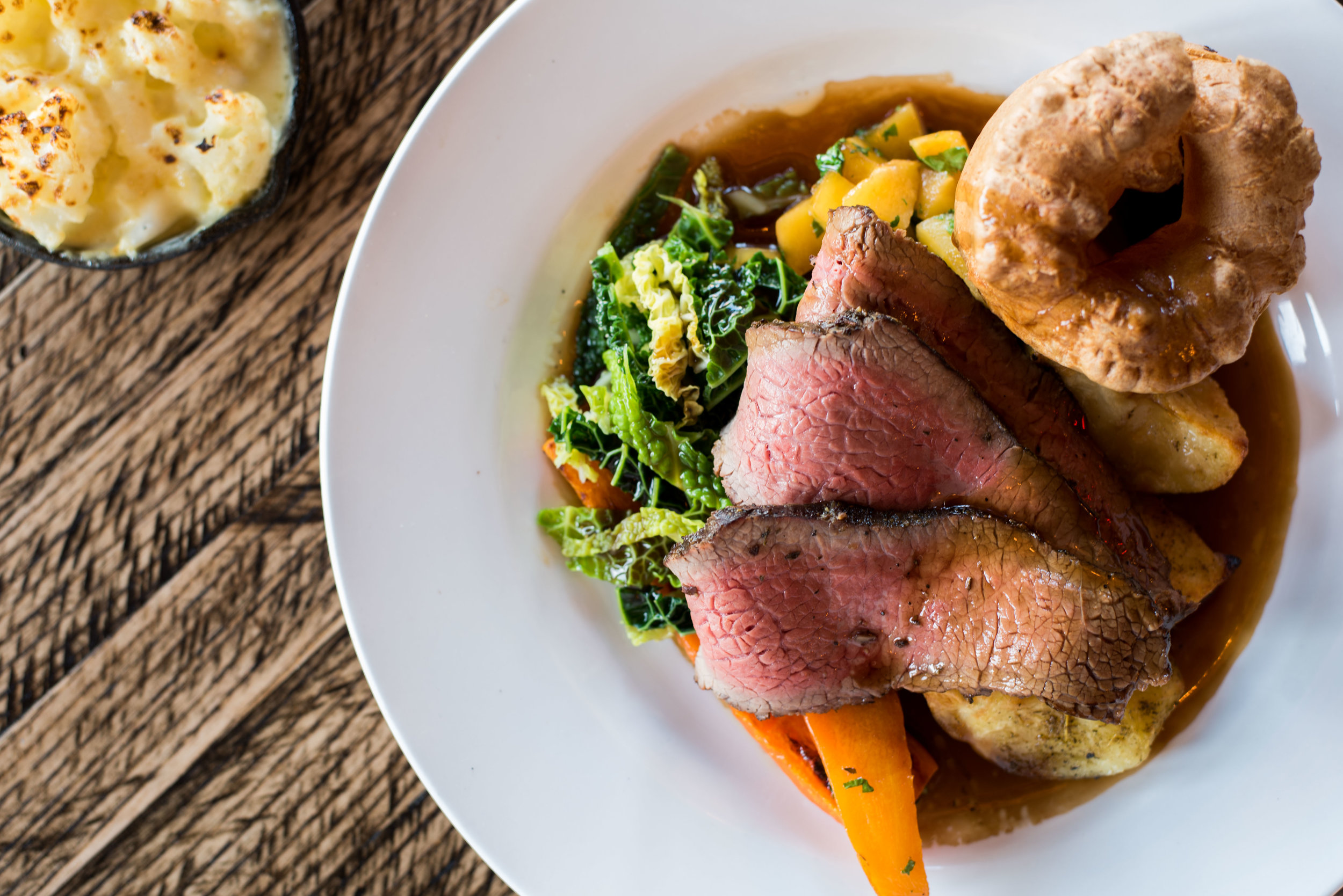 SUNDAY ROASTS -