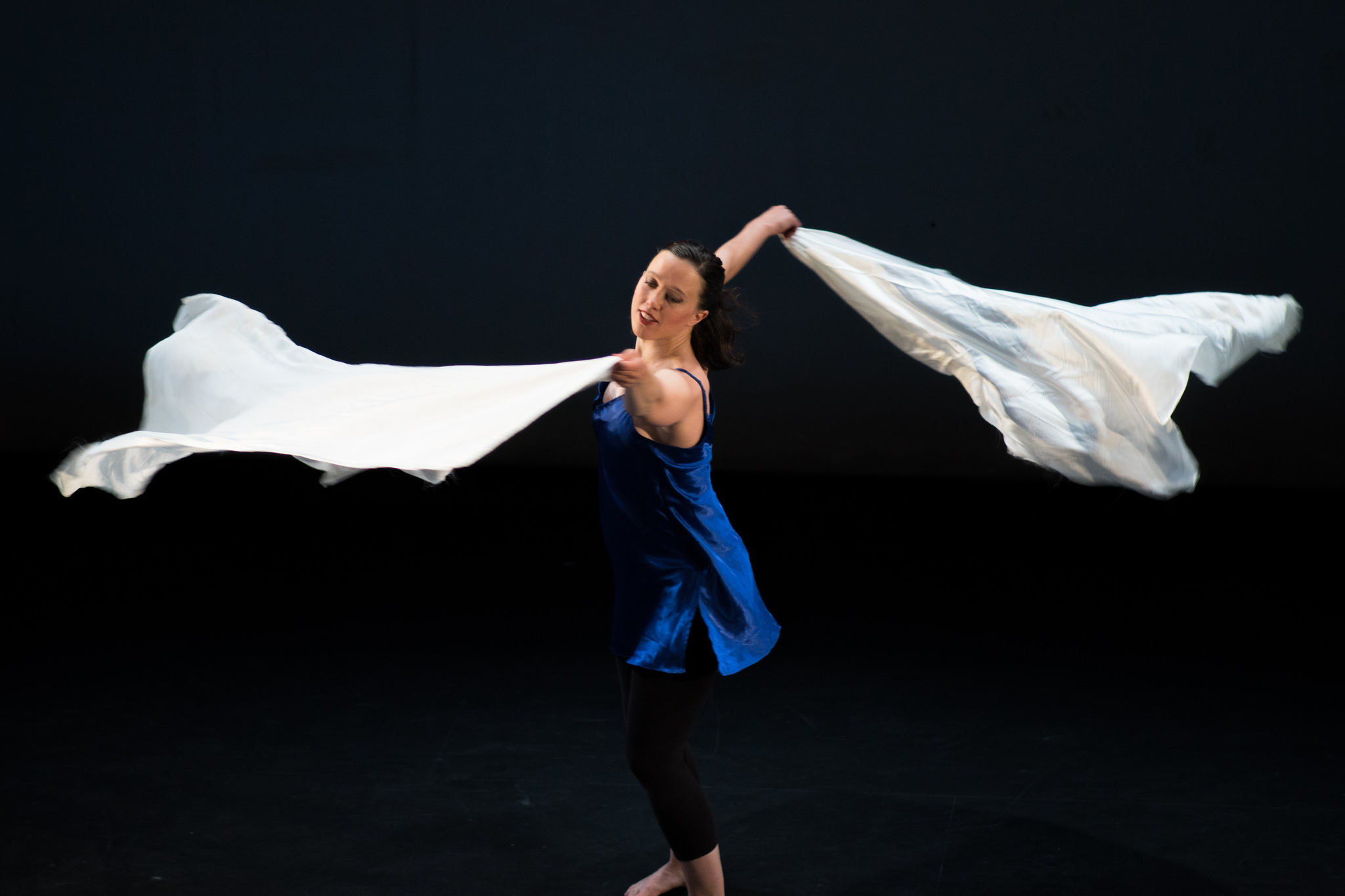 Molly Gawler dance performance