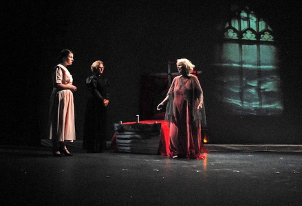 2014 original production:  The House of Broken Ships