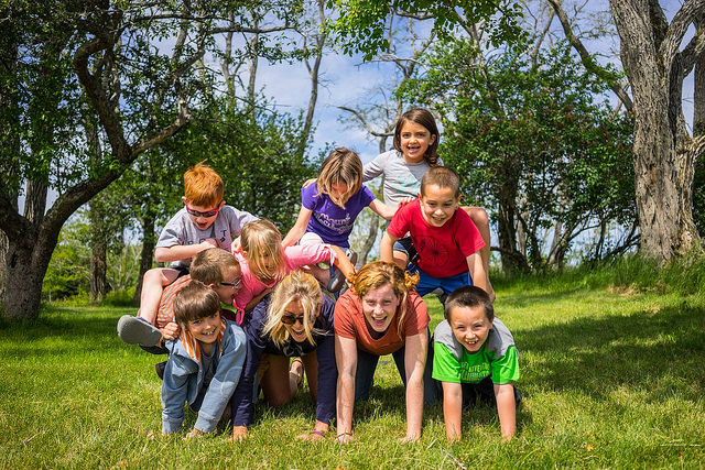 Island Explorers summer camp program for ages 6-9