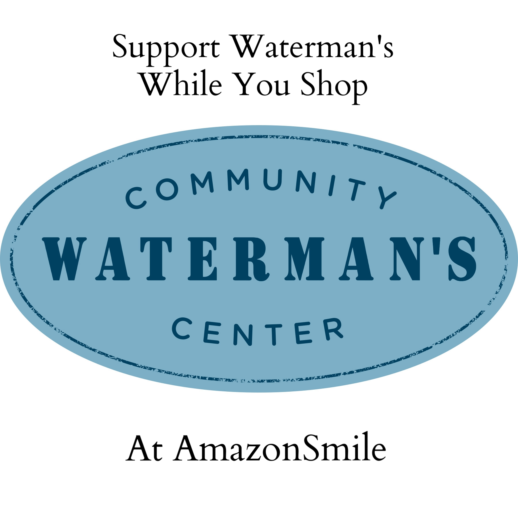 Support Waterman's While You Shop