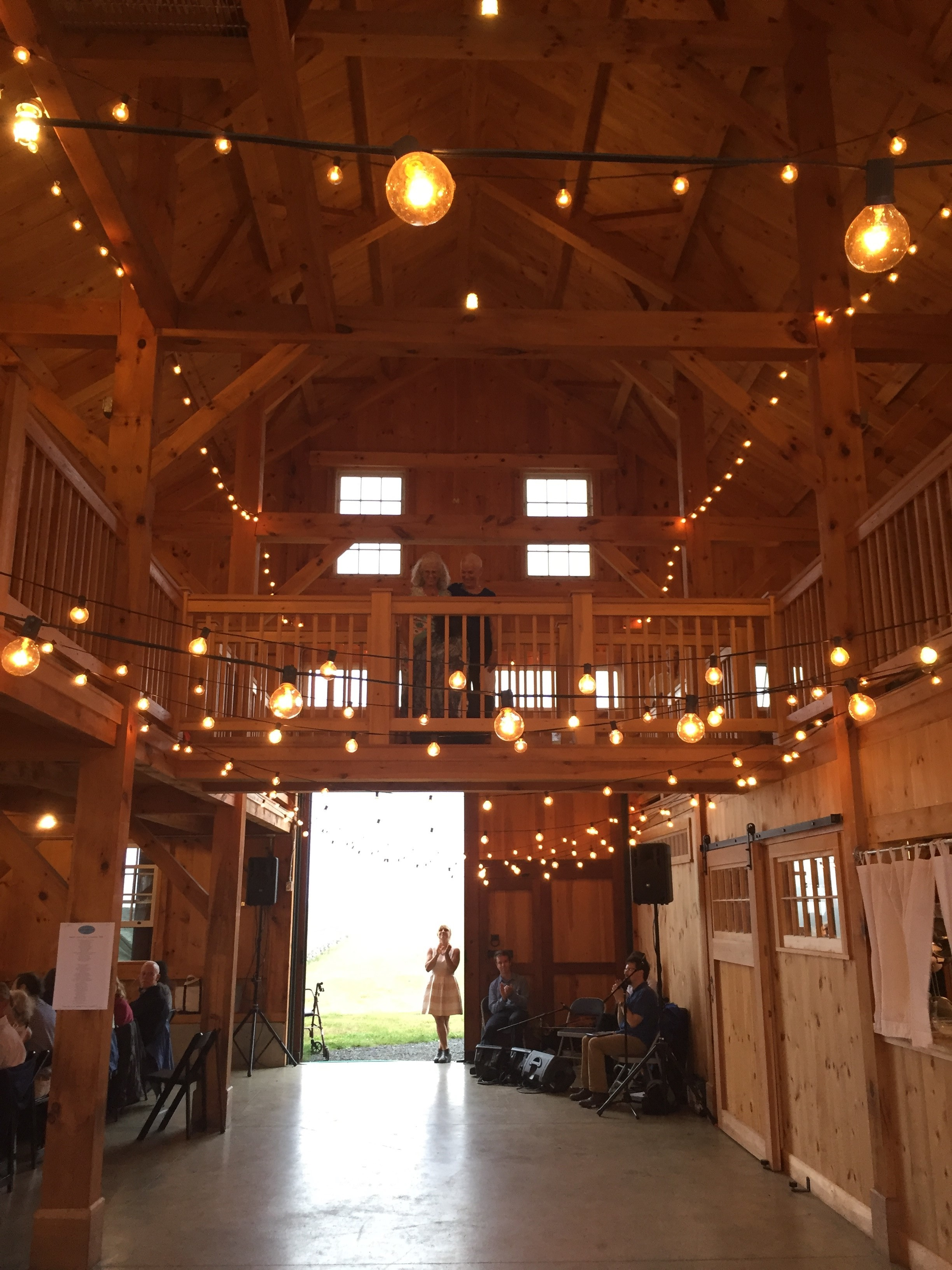 Summer Benefit Soiree @ Turner Farm Barn