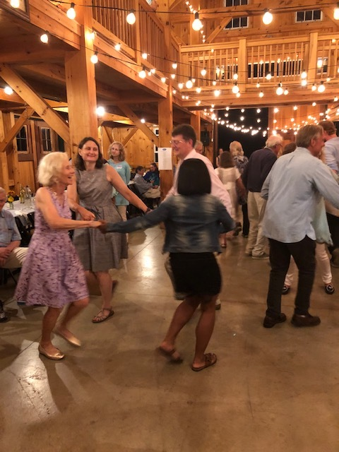 Benefit Soiree Contra Dance