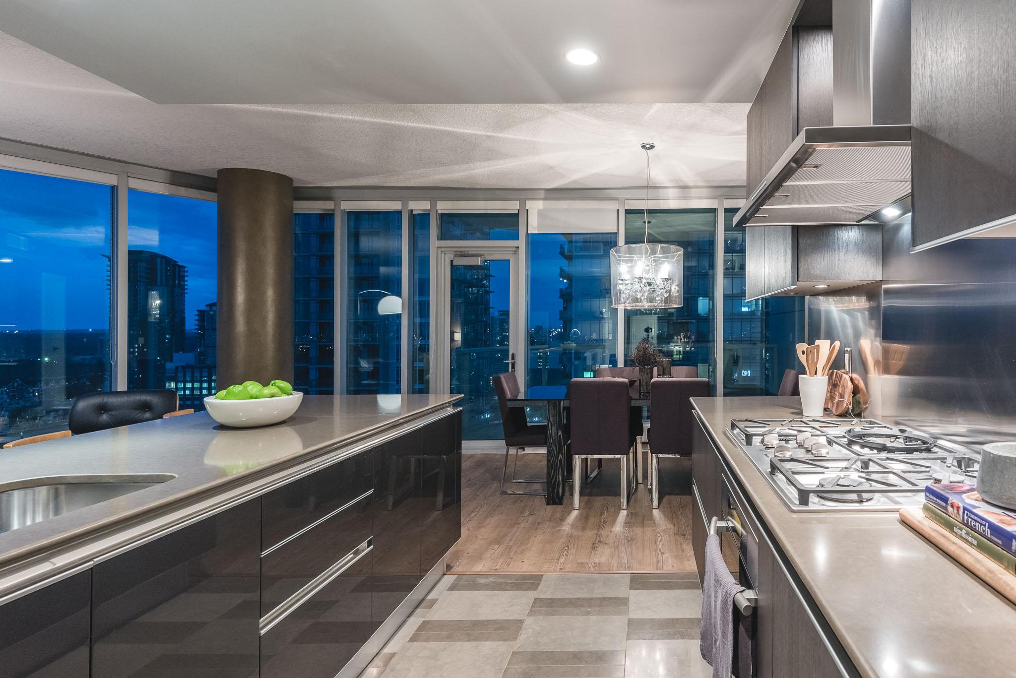 Robert Albertin Real Estate Kitchen Night Time-1.jpg