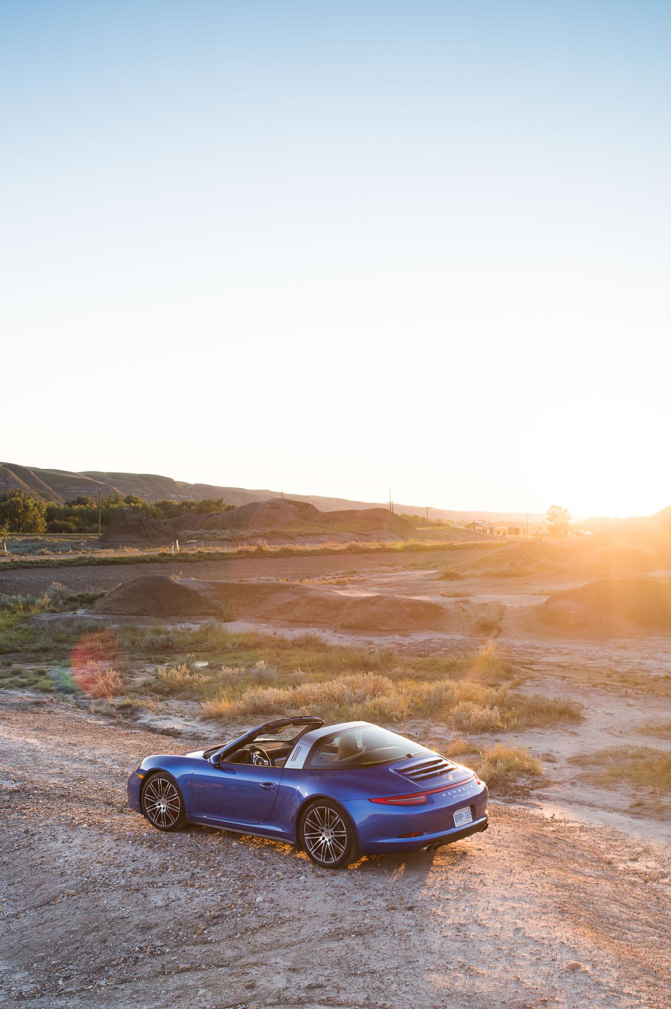 Robert Albertin Photography-Blue Porsche Targa 4S-After.jpg