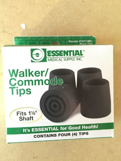 """1-1/8"""" Cane Tips from Walgreen's"""