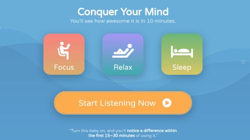 Parkinson's Sleep Product 1 Brain.FM