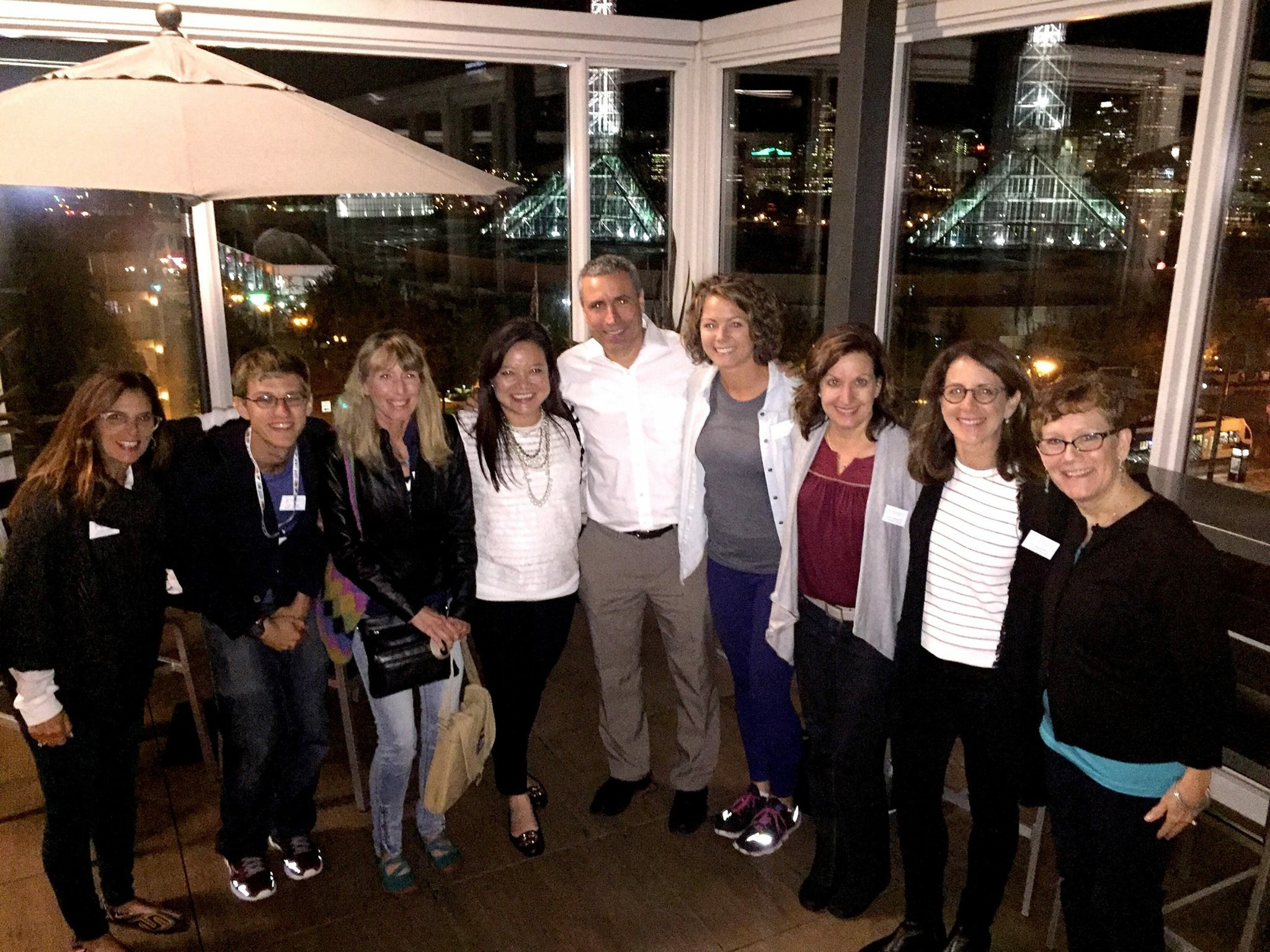 Mark Cranston from 444 Traveler & the Power for Parkinson's crew