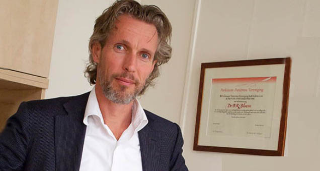 Dr. Bas Bloem, Movement Disorder Specialist and co-creator of ParkinsonNET