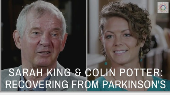 """My Video Interview with Colin Potter: """"How I Reversed My Parkinson's Symptoms"""""""