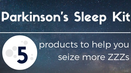 Parkinson's Sleep Kit: 5 Products to Help You Seize Some ZZZs