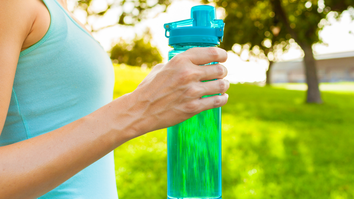 """Staying Hydrated with Parkinsons: Going Beyond """"Drink More Water"""""""