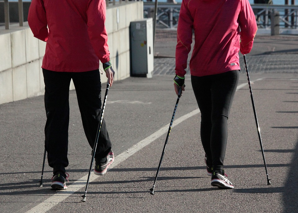 Parkinson's Pole Series - Part III: Walking Drills