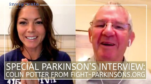 Special Interview with Colin Potter from Fight-Parkinsons.org