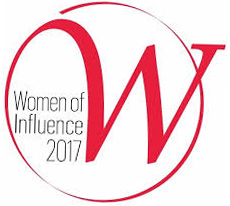 Named among   Silicon Valley's Women of Influence 2017   .