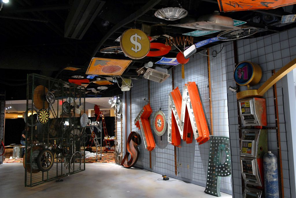 Planet Hollywood Showroom