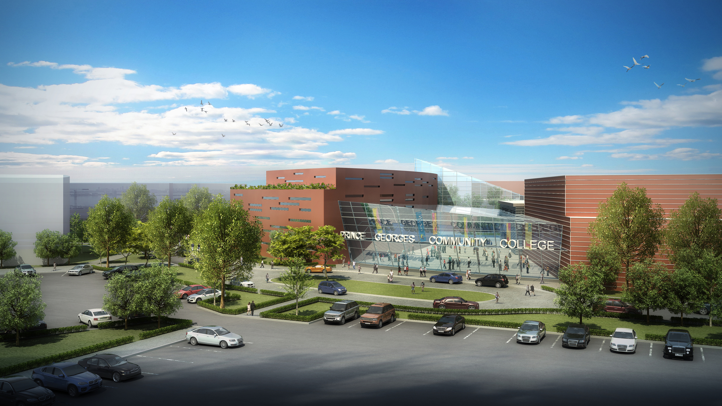 PGCC Queen Anne Academic Center