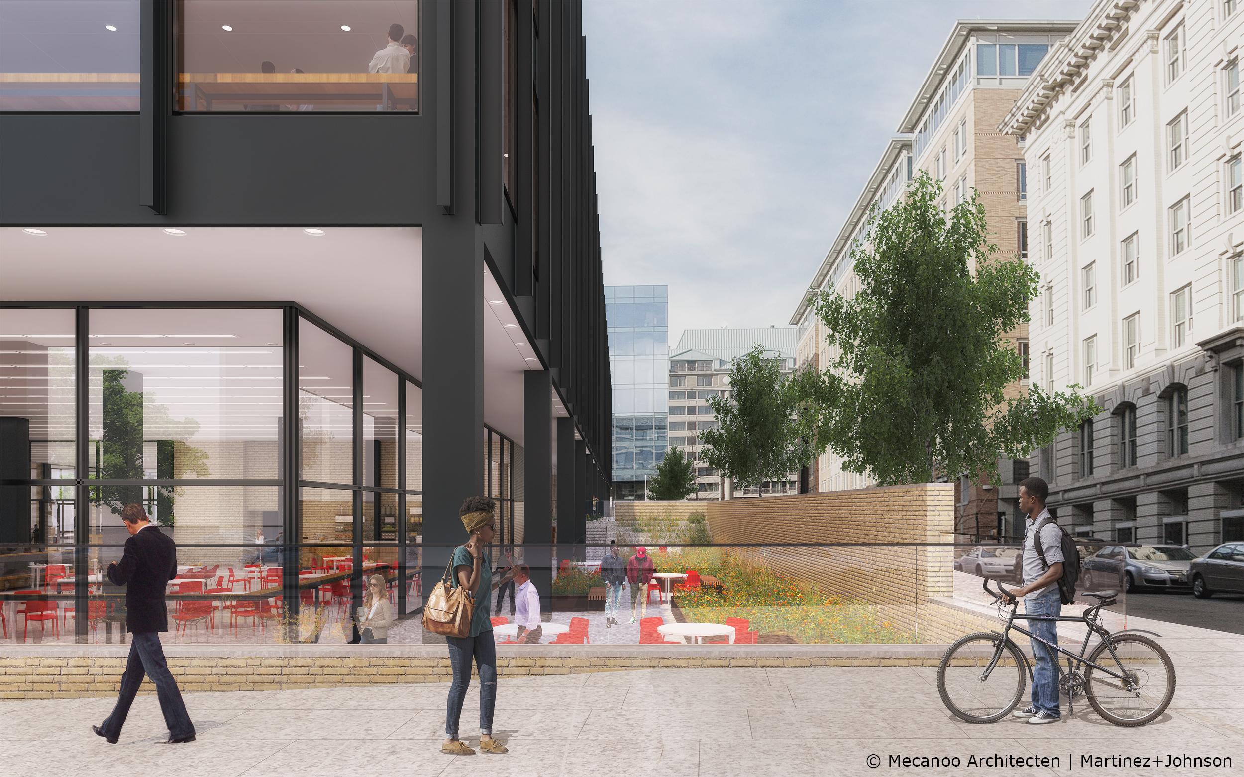 MLK Library — Martinez + Johnson Architecture